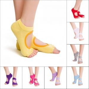 2 Pairs Five Toes Socks Women Yoga Socks Trendy Joys