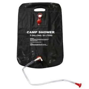20 Liters / 5 Gallons Camping Shower bag Trendy Joys