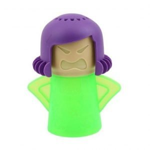 Angry Mama Microwave Cleaner Trendy Joys