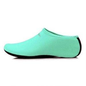 Anti-Slip Water Shoes / Quick Dry Aqua Socks Purple lines / S Trend Frenzys
