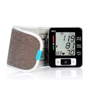 Automatic Digital Wrist Blood Pressure Machine Trendy Joys