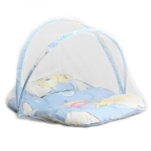 Baby Mosquito Net Blue Trendy Joys