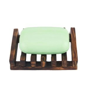 Bathroom Soap Holder Wooden Trendy Joys