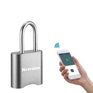 Bluetooth Smart Padlock Trendy Joys