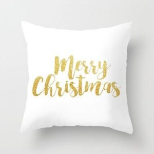 Christmas Series Pillow Covers 2 Trendy Joys