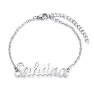 Custom Name Bracelet Trendy Joys