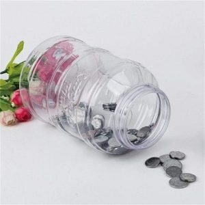 Electronic Digital Coin Counting Jar Trendy Joys