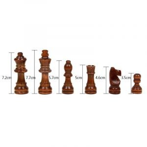 High Quality Chess Game Set Trendy Joys