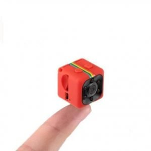 Mini Camera Red 480p Trendy Joys