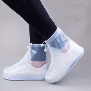Waterproof Shoe Covers White / S Trendy Joys
