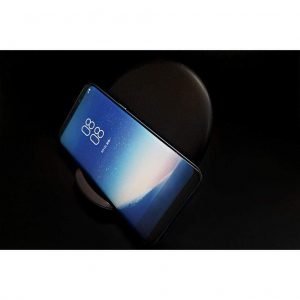 Wireless Fast Charger Leather Trendy Joys